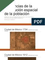 06 y 07 parte 1. Tendencias de la distribución espacial de la población y transf. en CH a partir de 1860 y la dinámica económica urbana_ Miguel Angel Quiróz Castorena