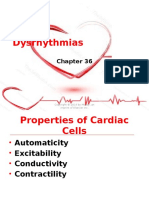 Chapter_036 Arrhythmias Class