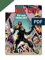 Judge Dredd Drokk City 01
