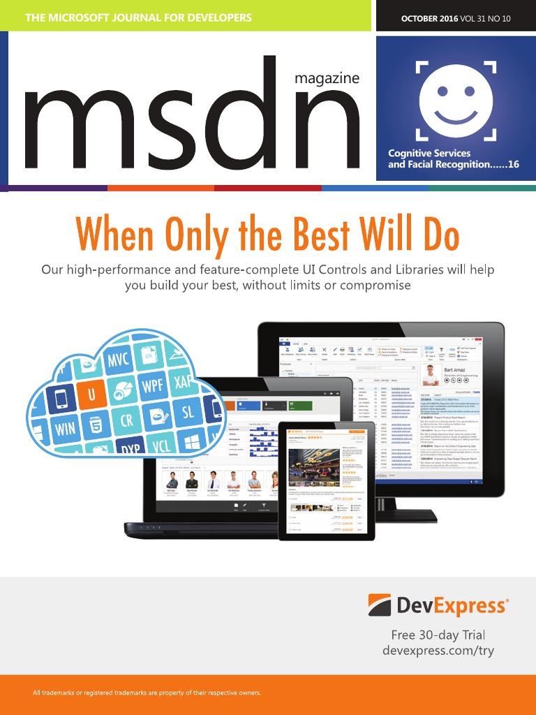 4979b9fcfee MDN_1610DG.pdf | Microsoft Visual Studio | Library (Computing)
