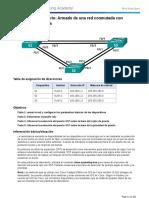 Practicas Redes Escalables CCNA3