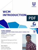 1. WCM Intro - 14th October