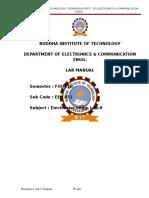 Eec451-Ec Lab II