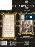d20 Alderac Entertainment Group Covenent Hill