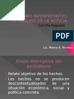 Perio Inter Análisis de La Noticias Concha Taboada