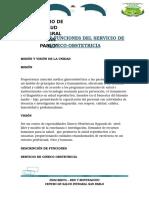 Manual de Archivo Expediente Clinico y Documentacion
