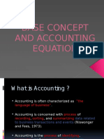 1 Base Concept and Accounting Equation