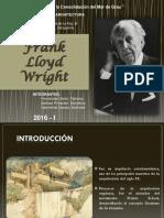 F.L.Wright