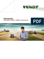 Fendt Variotronic