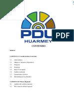 Pdu Huarmey (Consolidado)Ultimo-julio 2014