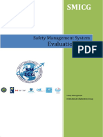 Safety Management System Evaluation Tools