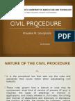 JKUAT- Civil Procedure - 26th May 2016