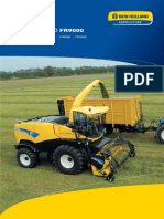 New Holland FR9000 Manual