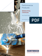 Metalworking Brochure