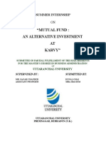 Kunal Project of Mutual Funds KARVY
