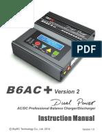 B6 Manual