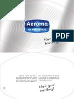 Catalog Aeroma 2017