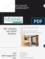 Solid Surface Presentatie