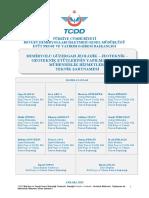 TCDD Zemin Teknik Şartnamesi