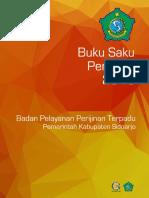Buku Saku Perijinan 2015 Kab Sidoarjo