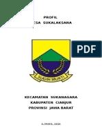 Profil Desa Sukalaksana
