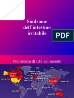 Lezione intestino irritabile
