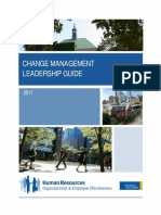 ChangeManagement Guide