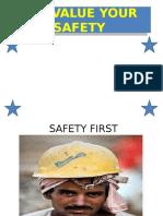 Fire Safety Awarness Presentation