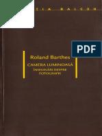 Camera luminoasă. Însemnări despre fotografie 2009 ocr.pdf
