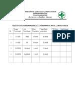 8.1.2.4 HASIL EVALUASI KETEPATAN WAKTU PENYERAHAN HASIL LAB.docx