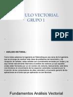 Fundamentos Análisis Vectorial