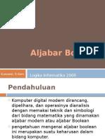 20081203 F AljabarBoolean