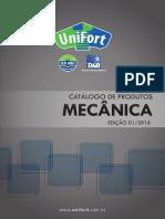 Catalogo Unifort Leve Mecanica 2016