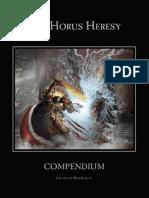 The Horus Heresy Compendium V1.0