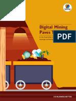 Digital Mining Paves the Way