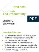 3 Competitiveness, Strategy and Productivity-Ch 2(Stevenson) (1)