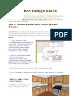 72520205 31 Kitchen Design Rules