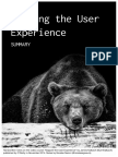 Mapping the User Experience by James Kalbach Summary