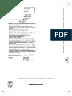 Saeco Xsmall User Manual