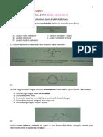 Soal Latihan Uts Kimia Organik II Asam Karboksilat