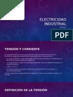 Semana i Electricidad Industrial