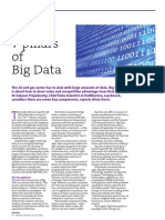The 7 Pillars of Big Data Whitepaper
