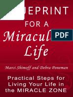 Blueprint for a Miraculous Life