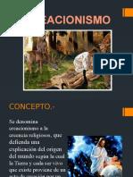4 Creacionismo