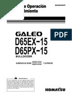 d65ex-15 Japan (Esp) Gsam049900t