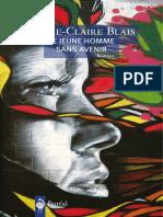 Blais, Marie-Claire - Le Jeune Homme Sans Avenir