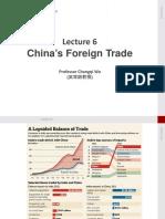 Econ6031 Lecture 6 Trade