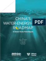 Water Energy Food Roadmap