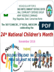 National Childrens Month