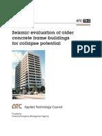 ATC 78 3 Methodology Concrete Frames_083115
